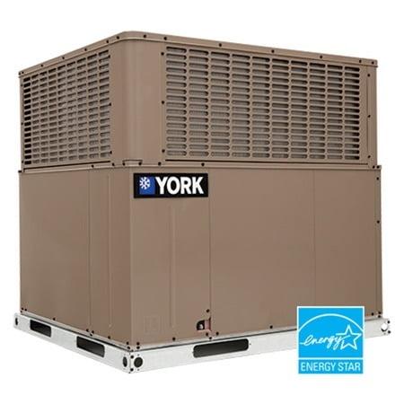 York Residential Packaged HVAC