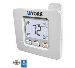 York LX Thermostat