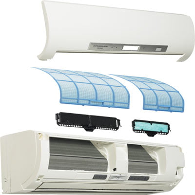 Ductless Air Filter